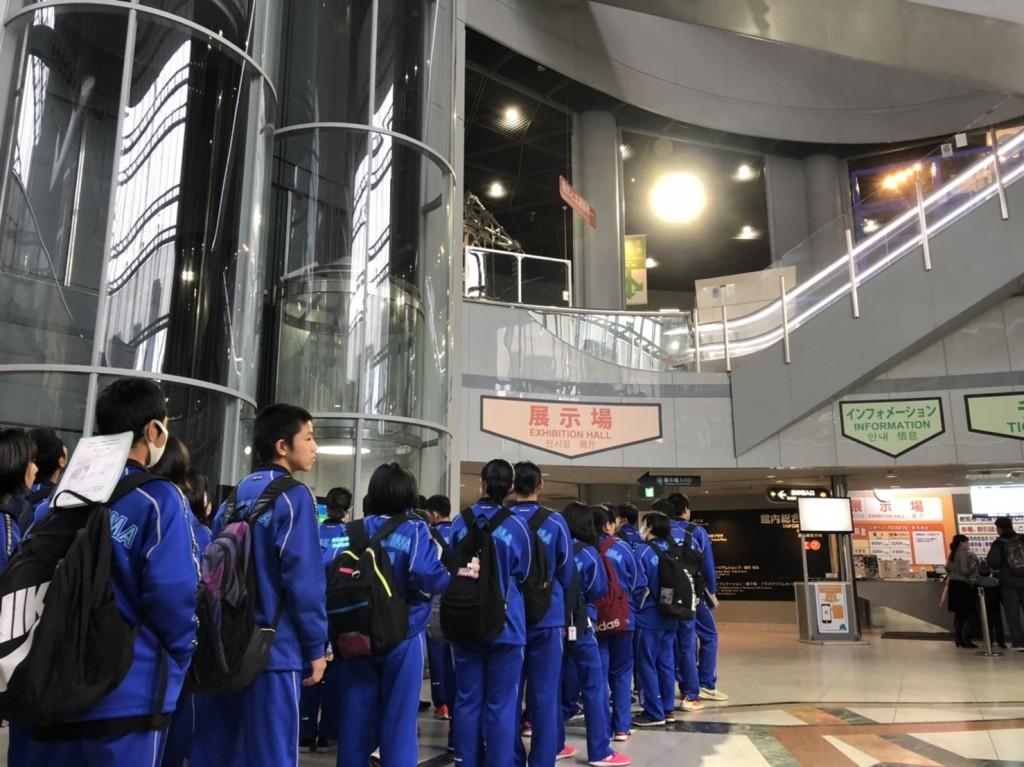 大阪市立科学技術館1